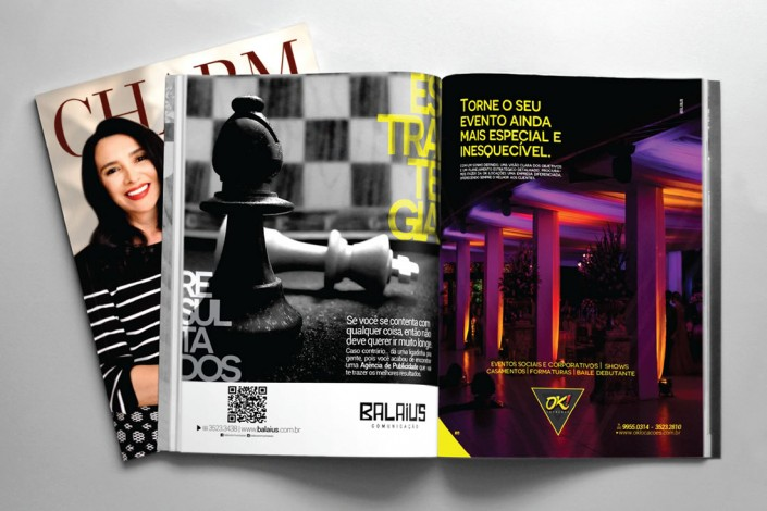 Balaiu's - Revista Charm